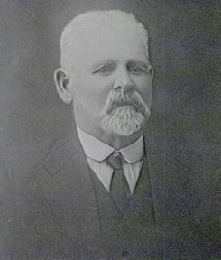 George Couch, Chairman I.C.C.D. 1901-1910