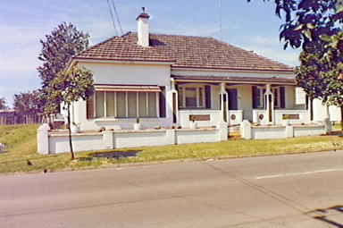 Former home of Ray & Thelma O'Gorman, Albion Park